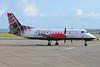 G-LGNJ Loganair SAAB 340 EGNS 17/2/18 (David K- IOM Pics) Tags: iom isleofman isle man airport ronaldsway egns glgnj log lm loganair saab 340 sf34