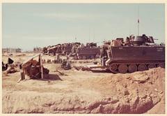 "M113 acav ""B"" troop 11 ACR ""Blackhorse"" (Jerzy Krzemiński) Tags: m113 acav cavalry troop vietnam"