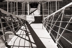 Arena (Tom Levold (www.levold.de/photosphere)) Tags: fuji fujixpro2 isfahan xf35mm sw architektur bw architecture