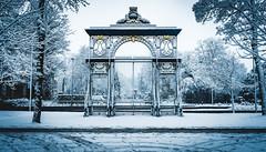 Winter #winter #snow #urban #alpha7ii #a7ii (Wary93) Tags: winter snow urban alpha7ii a7ii