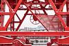 Carola bajo cero (Juan Ig. Llana) Tags: bilbao euskadi españa es grúa carola nevada nieve invierno rojo blanco estructura fotógrafo zb