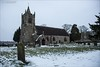 St James Church (Ian Garfield - thanks for almost 2 million views!) Tags: snow ian garfield photography canon cannock chase staffordshire church st james acton trussell graveyard