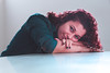 Lilian (Romullo Correia) Tags: ruiva brazil lightroom portrait people