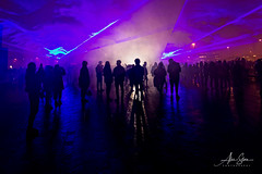 Waterlicht at King's Cross (London, United Kingdom 2018) (Alex Stoen) Tags: alexstoenphotography britain canoneos1dx london uk unitedkingdom