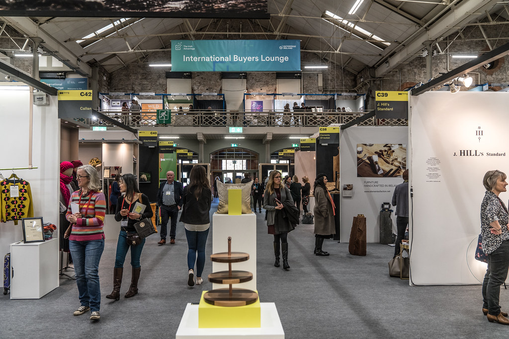 SHOWCASE IRELAND AT THE RDS IN DUBLIN [Sunday Jan. 21 to Wednesday Jan. 24]-136008