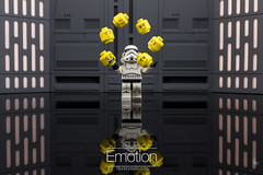 Emotion (Ballou34) Tags: 2018 7dmark2 7dmarkii 7d2 7dii afol ballou34 canon canon7dmarkii canon7dii eos eos7dmarkii eos7d2 eos7dii flickr lego legographer legography minifigures photography stuckinplastic toy toyphotography toys 2017 7d mark 2 ii eos7d stuck plastic in sipgoes52 starwars star wars sw stormtrooper stormtroopers emotion joy sadness
