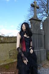 Rootstein BB9 Alison #2 Gothic queen (dollsvillage) Tags: rootstein alison bb9 doll dummy mannequin mannikin schaufensterpuppe