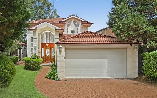 12 Kinaldy Crescent, Kellyville NSW