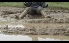 Super muddy games in the web country pad (WelliesWalker) Tags: bottes caoutchouc boots wellies rubber mud dirty boue