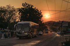 Atardecer en Santa Rosa De Lima / La Union. (William Turcios) Tags: launion santarosadelima centroamerica sunset atardecer elsalvador