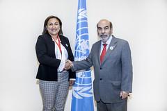 24912_0182 (FAO News) Tags: arc africa regionalconference sudan bilateralmeetings highlevelvisits fao directorgeneral khartoum