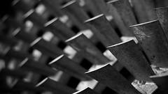 (stevengadalski) Tags: alpha sony 50mm abstrakt schwarzweis lapadu duisburg stahlwerk ruhrpott bw sw white black blackandwhitephotography blackandwhite
