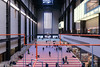 Tate Modern - -7  2422018.jpg (Colin Dorey) Tags: tate tatemodern february 2018 winter turbinehall hall exhibition art display people southwark bankside london artgallery gallery architecture structure building powerstation formerpowerstation hyundaicommission superflexonetwothreeswing superflex