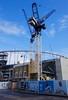 New Spurs stadium taking shape, Tottenham, North London, March 2018 (sbally1) Tags: spurs tottenham tottenhamhotspur whitehartlane highroad london northlondon football soccer premierleague stadium epl englishfootball londonfootball crane