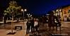 mexico city's zocalo  in the dark (Rex Montalban Photography) Tags: rexmontalbanphotography mexicocity mexico zocalo night