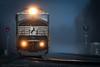 Conrail On Conrail Crime (marko138) Tags: 593 cr5608 conrailsignals emd ns6737 norfolksouthern pt128 pittsburghline sd60i trilight coal coaltrain exconrail fog freighttrain locomotive middledivision morning pennsylvania railfan railroad railroadphotography train winter