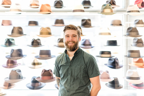 Jeff On The Road - Travel - Chicago - Where to shop - The Loop - Optimo Hats