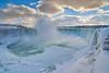 Unstoppable Niagara Falls (AncasterZ) Tags: winter ice snow waterfalls falls worldwonder travel gndfilter ndfilter laowa15mmf2 niagarafalls horseshoefalls canadafalls