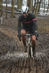 DSC_0567 (sdwilliams) Tags: cycling cyclocross cx misterton lutterworth leicestershire snow