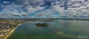 Broadwater Paradise Point (dronespan) Tags: mavic pro landscape panorama broadwater paradise point ephraim sovereign island hollywell queensland australia au