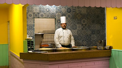 The Chef (Stefan Waldeck) Tags: chef restaurant kitchen cooking cairo egypt 2018 netzki stefanwaldeck stefan waldeck