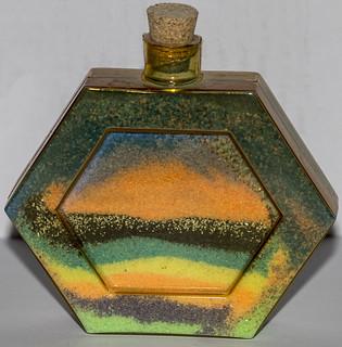 Bottle of sand