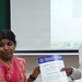 one day workshop on video lesson preparation by edward packiaraj at NIT Trichy