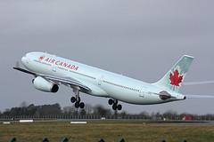 C-GFAH Airbus A330-343 Air Canada (corkspotter / Paul Daly) Tags: cgfah airbus a330343 a333 279 l2j acrs c051e4 aca ac air canada 1999 fwwyb 19991015 dub eidw dublin