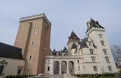 Château Henry IV (Falcon_33) Tags: chateau pau castle france french francais raw sonyalpha7mkii a7mkii carlzeiss variotessartfe41635 variotessartfe1635mmf4zaoss