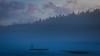 Off Season (Jens Haggren) Tags: winter mist ice lake trees silhouettes sky clouds nacka sweden olympus em1 jenshaggren