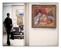 Renoir (GAPHIKER) Tags: foundation philadelphia pennsylvania people art museum renoir barnes