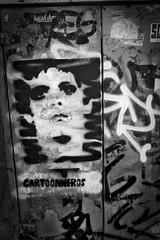 Lou (@WineAlchemy1) Tags: loureed graffiti berlin germany streetart stencil aerosol spraypaint popculture street outdoor rock rocknroll transformer bluemask monochrome blackwhite noiretblanc music takeawalkonthewildside noise
