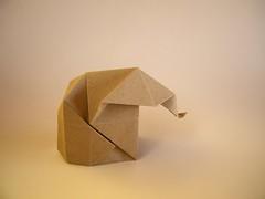 Elephant – Chrissy (AKA Paper Kawaii) (Rui.Roda) Tags: origami papiroflexia papierfalten elefante elephant chrissy paper kawaii