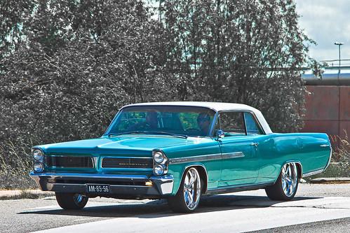 Pontiac Bonneville Sport Coupé 1963 (2939)