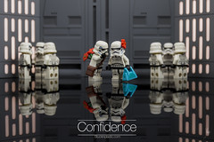 Confidence (Ballou34) Tags: 7dmark2 7dmarkii 7d2 7dii afol ballou34 canon canon7dmarkii canon7dii eos eos7dmarkii eos7d2 eos7dii flickr lego legographer legography minifigures photography stuckinplastic toy toyphotography toys 2018 7d mark 2 ii eos7d stuck plastic in sipgoes52 starwars star wars sw stormtrooper stormtroopers flower flowers secret confidence bag