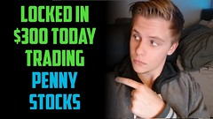 How I Made $300 in Profit Today | Penny Stock Trading January 2018 (hannahgrant417) Tags: organic allnatural lifestyle 1 love stoner stoned store culture food livefree kush