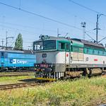 754 081-8 ČD + 363 501-8 ČD Cargo Ostrava hl.n CZ 20.06.17 thumbnail