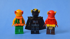 I created a new species (th_squirrel) Tags: lego minifig minifigs minifigures minifigure