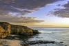 The cliffs (jeffbrian) Tags: sunsetcliffs sandiego ocean sea beach shore goldenhour sunset california