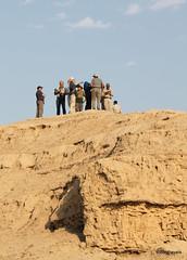 Uruk ziggurat (6).jpg (tobeytravels) Tags: uruk iraq sumer babylonia gigamesh seleucid parthian mesopotamia enmerkar neobabylonian temple eanna anu ziggurat orchoe sargon sumeriankinglist