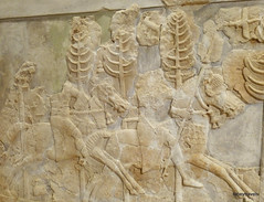 Khorsabad Palace, Baghdad archaeological museum   (25).jpg (tobeytravels) Tags: iraq archaeological museum baghdad assyrian hunting palace sargon11