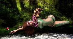 Poison (Nel4481) Tags: spartinparxpose r2 fashion event collabor88 secondlife sl avatar yvi poison woman ginger purple leonis nel4481