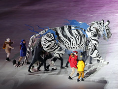 Ceremonia De Inauguracion PyeongChang 2018 28