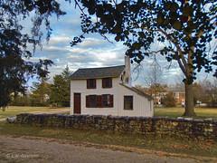 Innis House (r.w.dawson) Tags: fredericksburg virginia va usa building architecture historic civilwar battlefield innishouse house home park stonewall sunkenroad