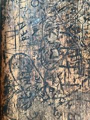 (chandira_h) Tags: graffiti pikeplacemarket seattle permanence impermanence