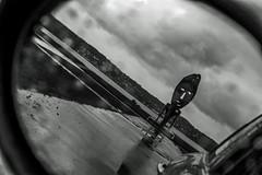 Nightmare with Iron Man... Brest, Finistère, France. 2018/01/31 (joelgambrelle) Tags: breizh bretagne france blackandwhite d500 nikon monochrome brest