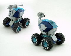 FebRovery 2018 1 (TFDesigns!) Tags: lego space rover febrovery vehicle