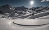 The sssstunning carved S (reneschaedler) Tags: snowboard carving s snow winter winterscape mountains alps alpen berge schneeberge hiking wandern schneeschuhwandern skitours skiing ski white sun sunstar switzerland swissmountains swissalps winterscene rene schaedler nikon tamron