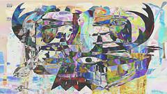 Zwiegespraech 01a abstrakt skulptural (wos---art) Tags: bildschichten zwiegespräche dialog kommunikation auseinandersetzung beziehung gespräch unterhaltung gott god begegnung meeting