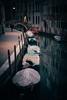 Moody (Tom Levold (www.levold.de/photosphere)) Tags: venice xpro2 nacht venedig night fuji venezia xf56mm street canale canal kanal boats boote